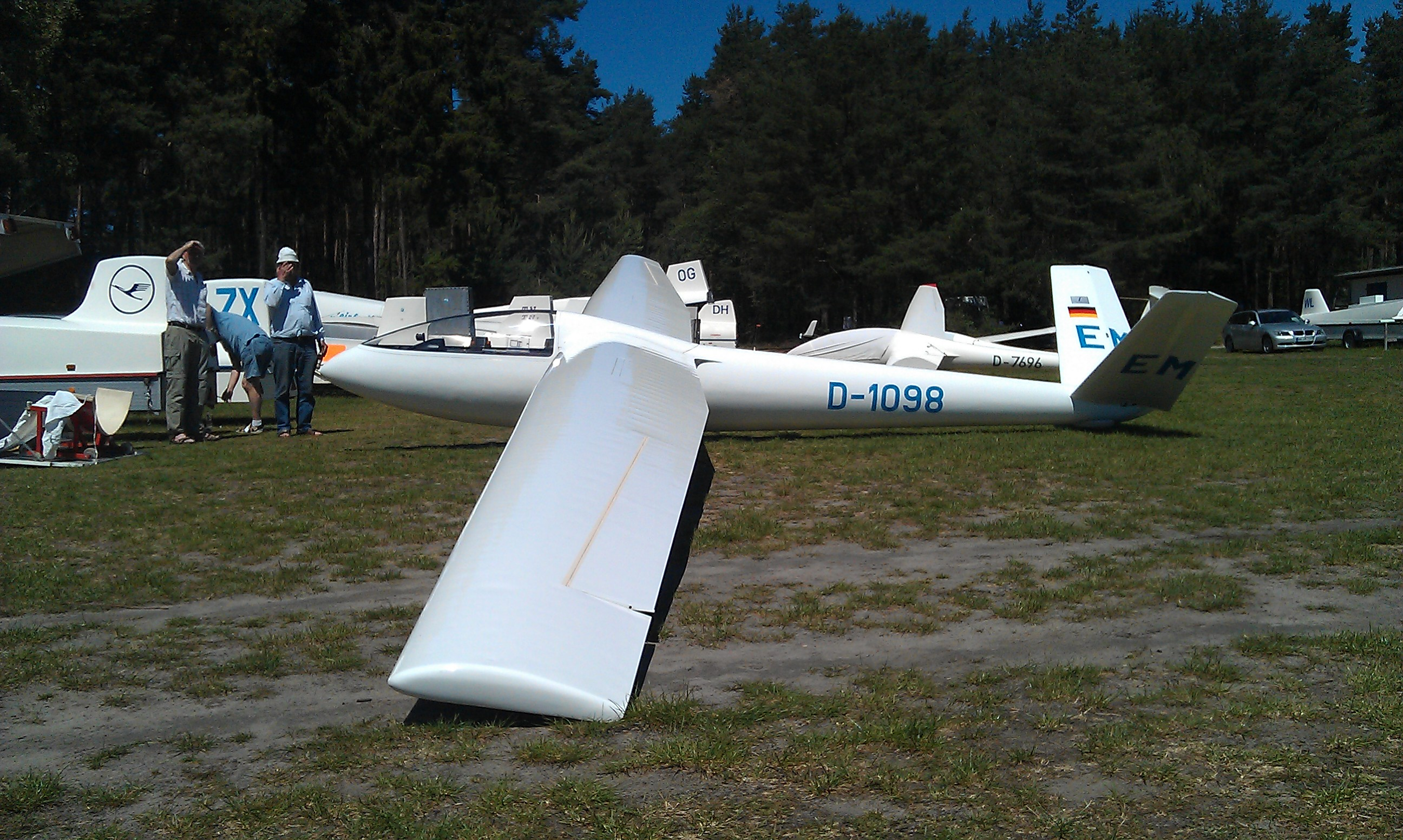 Privatflugzeuge Lsv Schneverdingen